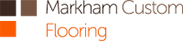 Markham Custom Flooring Logo