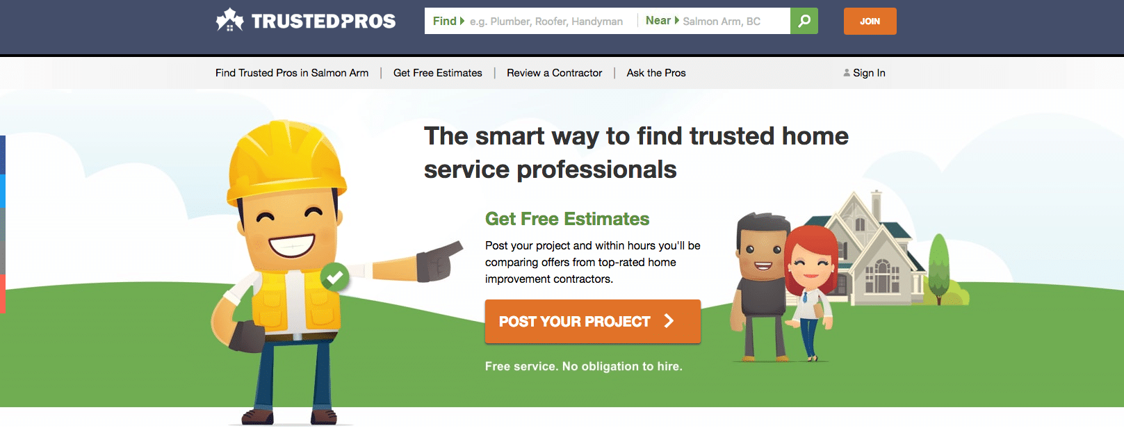 trustedpros-business-listing